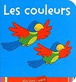 echange, troc Denooz Gregory - Les Couleurs Mini Livre-Volets