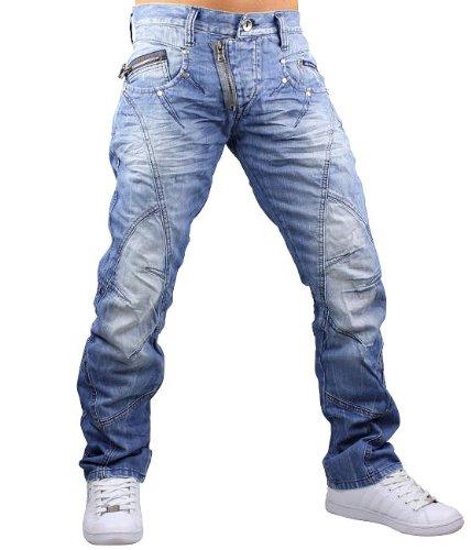 Cipo  &  Baxx Jeans Pant C-865 Blue 31/34