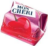 MON CHERI PRALINES PIEMONT CHERRY, 120 PIECES