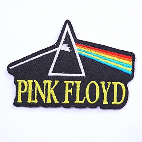 toppa pink floyd Toppa toppa patch toppa termoadesiva toppa rock