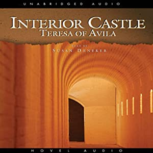 interior castle audiobook teresa of avila