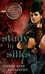 A Study in Silks (The Baskerville Affair Book 1)