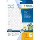 Herma 4385 Etiketten 7875 Stück weiß