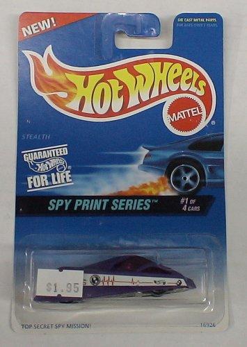 Hot Wheels Stealth #553 - 1