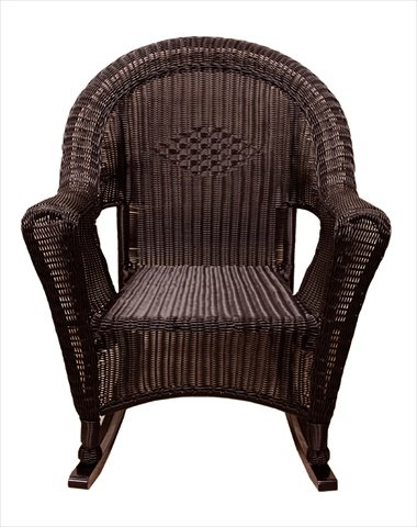 ... Resin Wicker Rocking Chair Patio Furniture  Patio Furniture Cottage