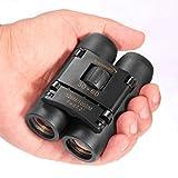 Aurosports 30x60 Folding Binoculars Telescope with Night Vision for outdoor birding, travelling, sightseeing, hunting, etc