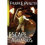 Escape from the Island of Aquarius (The Cooper Kids Adventure Series #2) ~ Frank Peretti