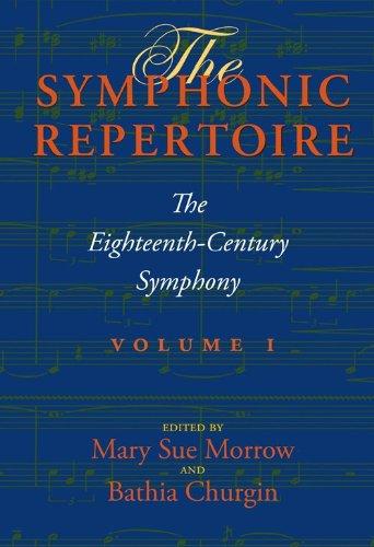 Symphonic Repertoire, Volume I: 1