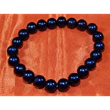 Natural Black Tourmaline Bracelet Powerful Protection Against Negative Energy