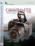Blue Crane Training DVD 'Introduction Canon Rebel T2i 550D, Advanced Topics'