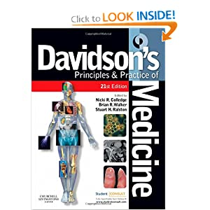 Download Davidson's Principle & Practice of Medicine 21st Edition