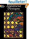 Japanese Designs: Stained Glass Color...