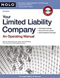 img - for Your Limited Liability Company: An Operating Manual [With CDROM]   [YOUR LTD LIABILITY COM-6E-W/CD] [Paperback] book / textbook / text book