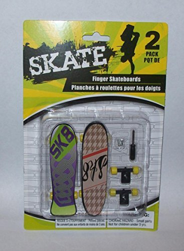 Skate Finger Skateboards 2-Pack (S3)