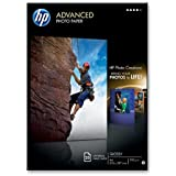 HP Q5456A Advanced Glossy Photo Paper A4 210x297mm (25 Sheets)