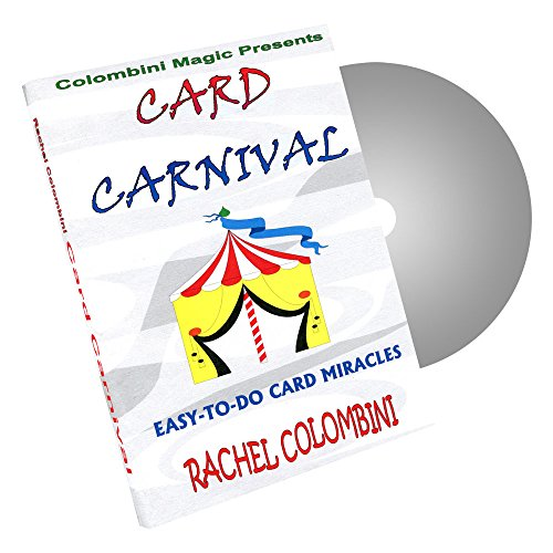 MMS Card Carnival by Wild-Colombini Magic - DVD - 1