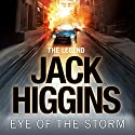 Eye of the Storm: Sean Dillon Series, Book 1 Audiobook by Jack Higgins Narrated by Jonathan Oliver