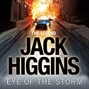 Eye of the Storm: Sean Dillon Series, Book 1 | Jack Higgins