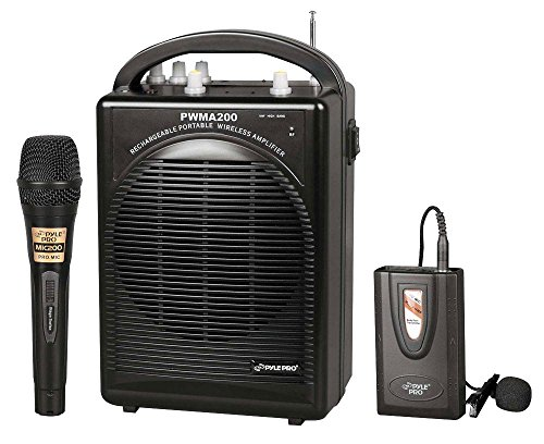 Pyle Pro Rechargeable Portable Pa System 0.00In. X 0.00In. X 0.00In.