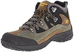 Dunham  Men\'s  Cloud Mid Cut Waterproof Boot,Grey,16 D