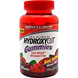 Hydroxycut Gummies By MuscleTech, Mixed Fruit 60 Gummies by MUSCLETECH