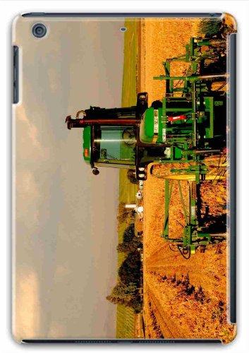 Hot Sale Ipad Mini Retina 3D Pc Display Customized Case Tractor In Field