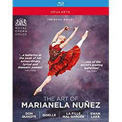 The Art of Marianela Nunez [Blu-ray]