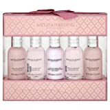 Baylis & Harding Mosaic Wild Rose & Raspberry Leaf 5 Bottle Set