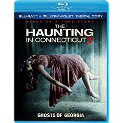 A Haunting in Connecticut 2: Ghosts of Georgia [Blu-ray]