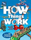img - for How Things Work with 3-D Animations book / textbook / text book