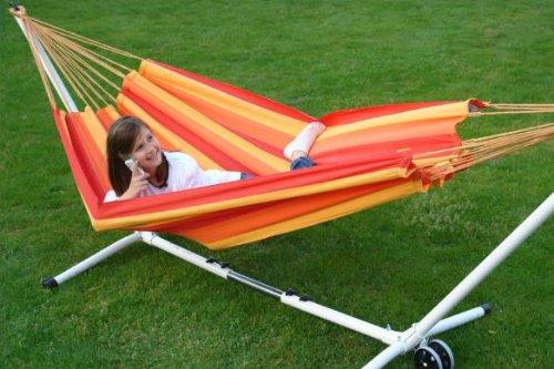 Lola Advant vario joia rot gelb orange Haengematten Set-Wetterfest online kaufen