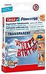 tesa Powerstrips DECO, transparent, b...