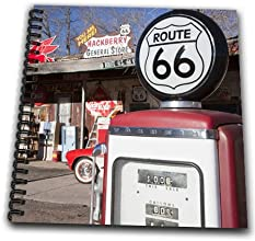 3dRose db880811 Arizona Hackberry Old Route 66 Visitor Center US03 WBI0407 Walter Bibikow Drawing Bo