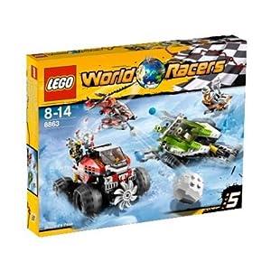 レゴ レーサー 氷上レース