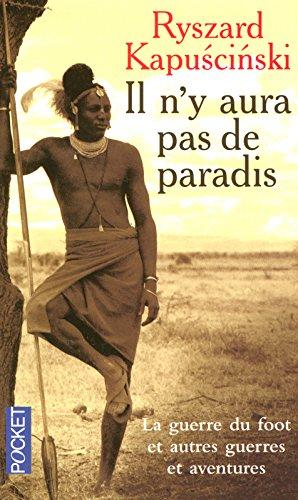 Il n'y aura pas de paradis (French Edition)