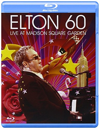 Elton John - Elton 60-Live at Madison Square Garden (Holland - Import)