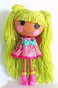 Amazon.com: Loopy Hair Lalaloopsy Pix E. Flutters: Toys & Games