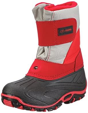 Tecnica Tender II 35311500, Unisex - Kinder Stiefel, Rot (Rosso 005), EU 23