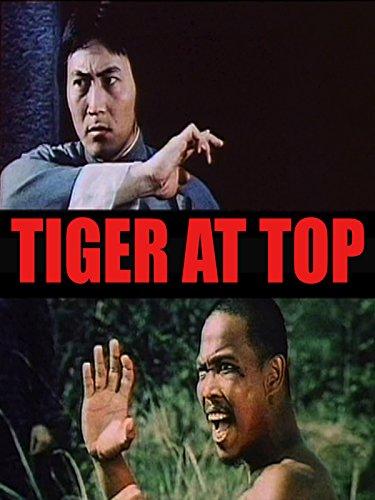 Tiger At Top
