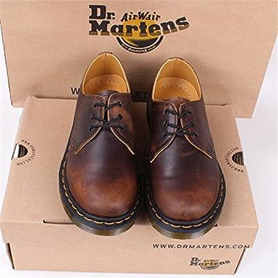 ドクターマーチン Dr.Martens 3HOLE BOOT フラットシューズ メンズ レディース スニーカー カジュアル 男女兼用靴 EU41約26.2CM
