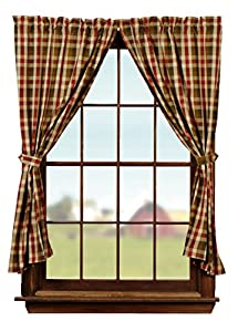 Ihf Home Decor New Window Curtain Unlined