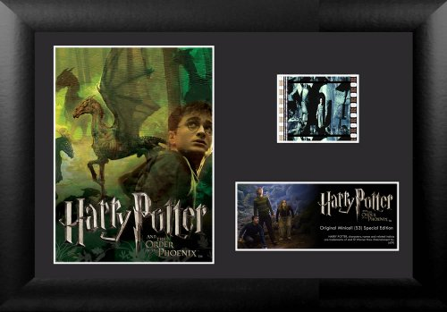 Picture of Film Cells Harry Potter Order of the Phoenix (S3) Minicell Film Cell Figure (B002EX0VCI) (Harry Potter Action Figures)