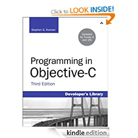 Programming in Objective-C (3rd Edition) (Developer's Library)