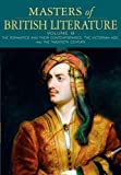 img - for Masters of British Literature, Volume B book / textbook / text book