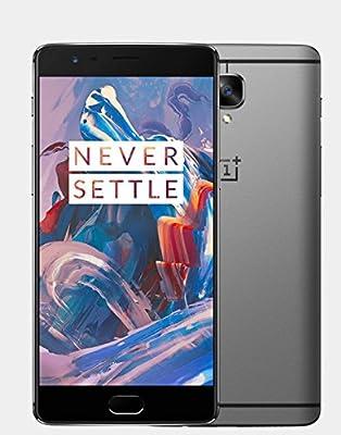 OnePlus Three 3 64gb Graphite Factory Unlocked International Version GSM no warranty by OnePlus