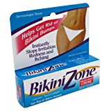 Bikini Zone Topical Analgesic 30 ml Creme Irrition Reliefby Bikini Zone