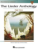 The Lieder Anthology High Voce Ed. V Saya and R. Walters, The Vocal Library (0634060074) by Walters, Richard