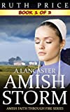 A Lancaster Amish Storm - Book 1 (A Lancaster Amish Storm Serial (Amish Faith Through Fire))