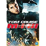 Mission Impossible 3   (Single Disc) [DVD]by Tom Cruise