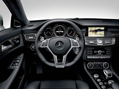 Mercedes Benz Cls-Class C218 W218 X218 Cls350 Cls500 Cls550 Cls63 Amg 2010 - 2014 Video In Motion Tv Free Dvd Lockpick